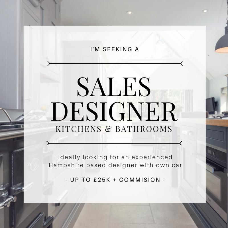 Hampshire Based Sales Designers