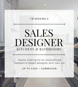 Sales Designer - Hampshire