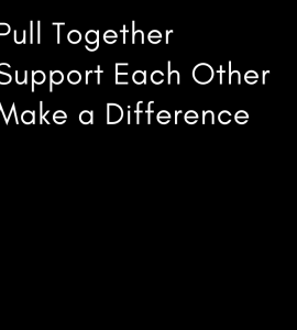 Pull Together Text